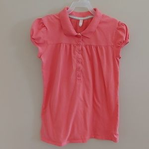Old Navy Short Sleeve Polo Top